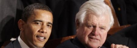 AP Obama Kennedy