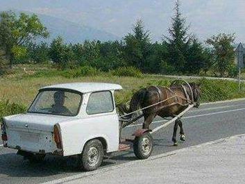 horse-drawncar