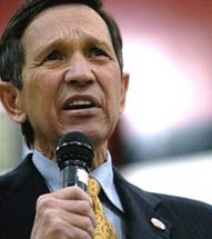 kucinich1 Exclusive: Kucinich shreds Democrats for betraying the promise of change